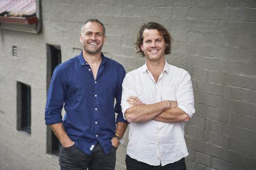 Ben & Hamish Applejack