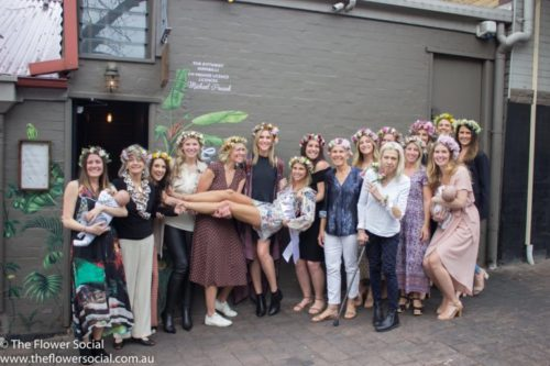 The Botanist Flower Crown