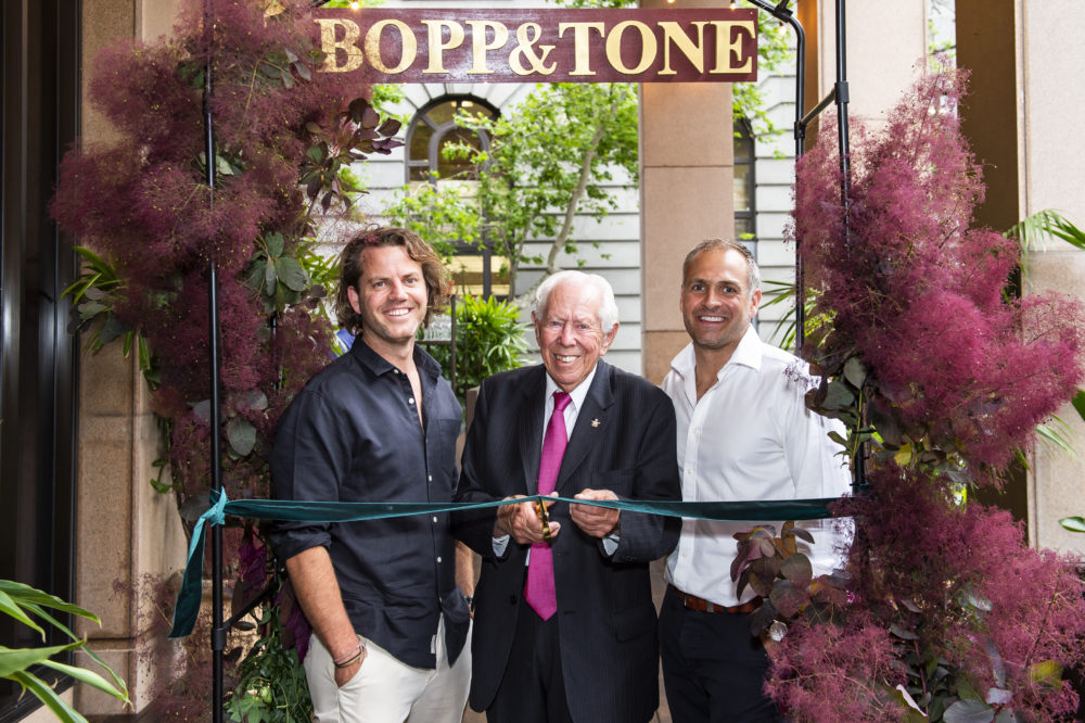 Bopp & Tone Launch Party