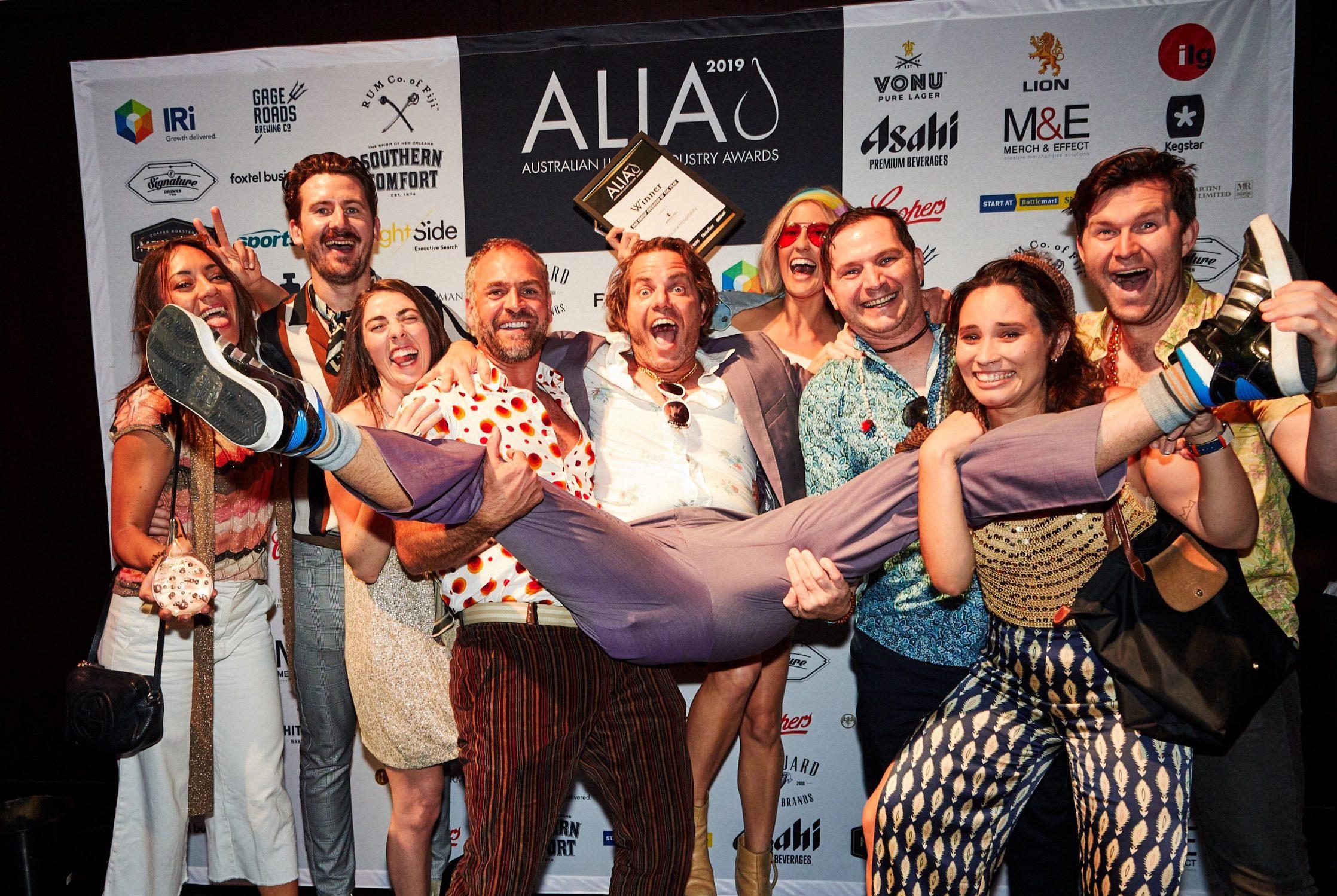 Alia Awards Applejack